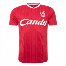 Maillot rétro Liverpool 1988/89