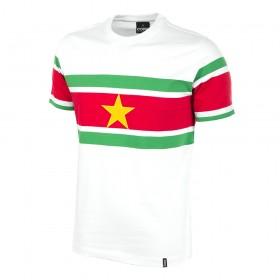 Maillot rétro Suriname années 80