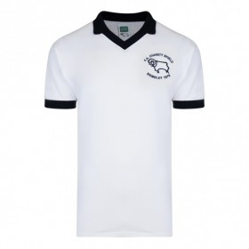 Maillot rétro Derby County 1975