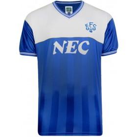 Maillot rétro Everton 1986