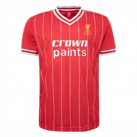 Maillot rétro Liverpool 1982/83
