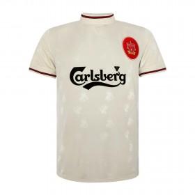 Maillot vintage Liverpool FC 1996-97 | Extérieur