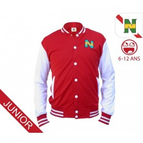 Veste Teddy Newteam 2 | Enfant