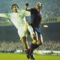 Norman Hunter Maillot Retro Leeds United 1975 Finale de la C1