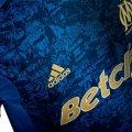 Maillot Olympique Marseille 2011-2012 Extérieur