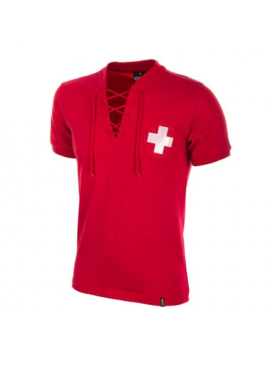 maillot suisse football