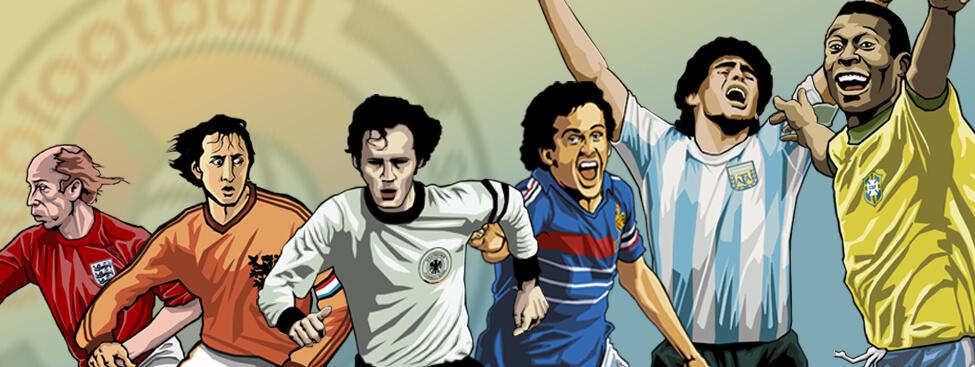 Retrofootball - reviving football legends